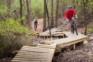 Lyon College Hiking & Biking Trails